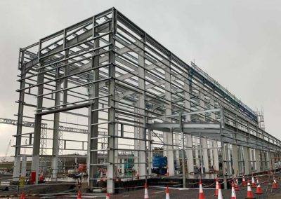 Architectural Structural Steelwork